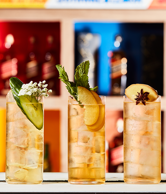Journey Through The Highball Flavours