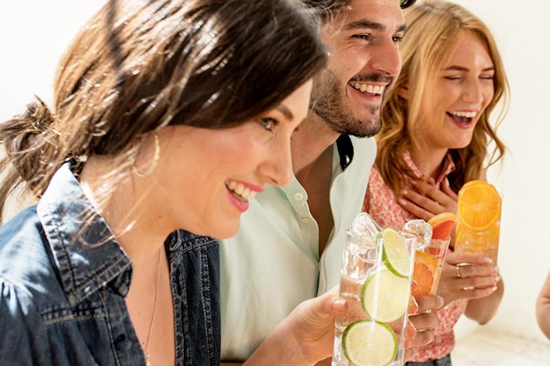Hosting drinks experience