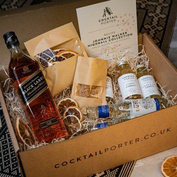 Johnnie Walker Highball Cocktail Kit
