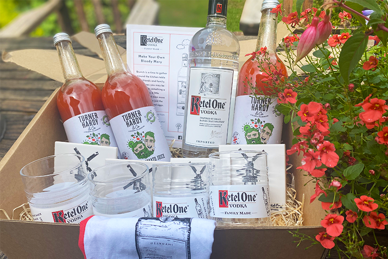 Ketel One Bloody Mary Cocktail Kit